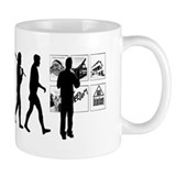 Advertising Agency Marketers Small Mug