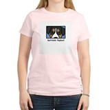 Anime Tri Australian Shepherd Women's Light TShirt