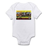 Nebraska Greetings Infant Bodysuit