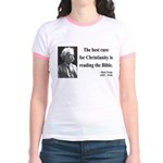 Mark Twain 20 Jr. Ringer T-Shirt