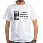 Mark Twain 20 White T-Shirt