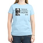 Mark Twain 20 Women's Light T-Shirt