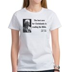 Mark Twain 20 Women's T-Shirt
