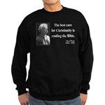 Mark Twain 20 Sweatshirt (dark)