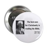 "Mark Twain 20 2.25"" Button (100 pack)"
