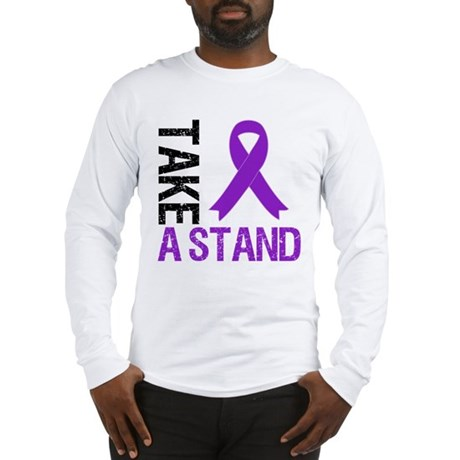 PancreaticCancer TakeAStand Long Sleeve T-Shirt