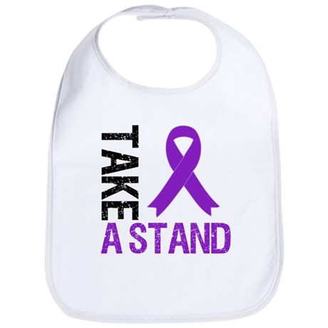 PancreaticCancer TakeAStand Bib
