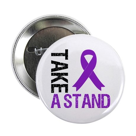 "PancreaticCancer TakeAStand 2.25"" Button (10 pack)"