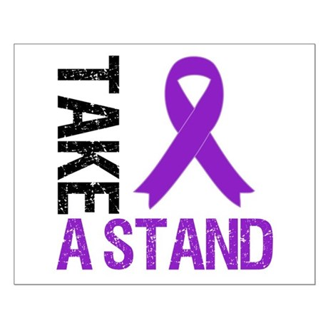 PancreaticCancer TakeAStand Small Poster