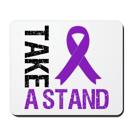 PancreaticCancer TakeAStand Mousepad
