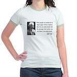 Mark Twain 21 Jr. Ringer T-Shirt