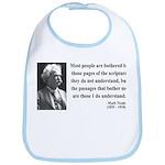 Mark Twain 21 Bib