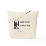 Mark Twain 21 Tote Bag