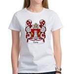 Torre Family Crest Women's T-Shirt