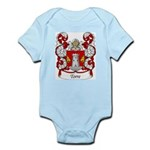 Torre Family Crest Infant Creeper