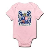 Valadares Family Crest Infant Creeper