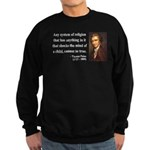 Thomas Paine 19 Sweatshirt (dark)