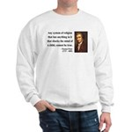 Thomas Paine 19 Sweatshirt