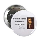 "Thomas Paine 20 2.25"" Button"
