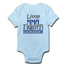 Little MMA Fighter - Crib to Infant Bodysuit