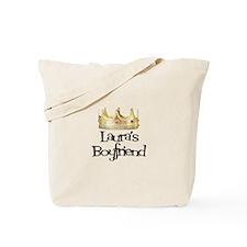 Laura's Boyfriend Tote Bag