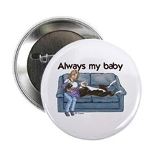 "NMtl Always 2.25"" Button (10 pack)"
