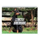 Doberman-Chat's All Doberman calendar