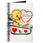 Ducky Valentine Journal