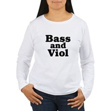 Bass and Viol T-Shirt