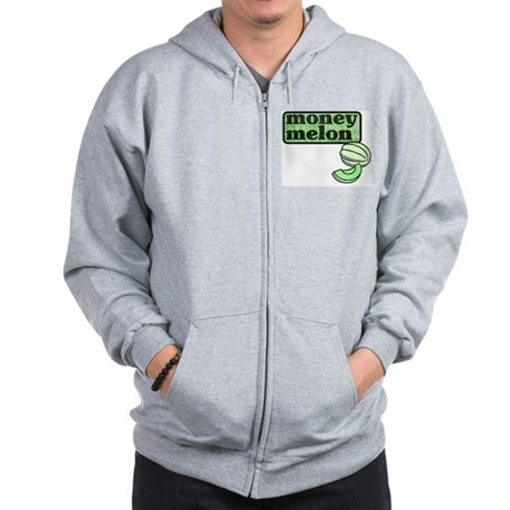 Honeydew: The Money Melon Zip Hoodie