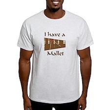 funny marimba T-Shirt
