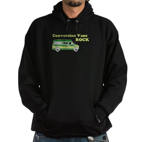 Conversion Vans Rock Hoodie (dark)