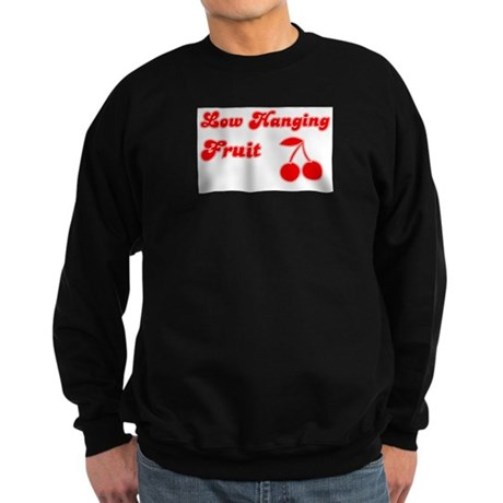 Low Hanging Fruit Sweatshirt (dark)