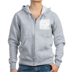 Nosey Little Fucker Women's Zip Hoodie