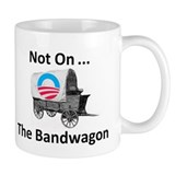 Not on the bandwagon Mug