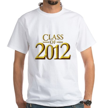 Class of 12 Fantasy White T-Shirt