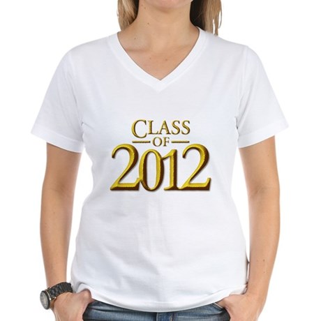 Class of 12 Fantasy Women's V-Neck T-Shirt