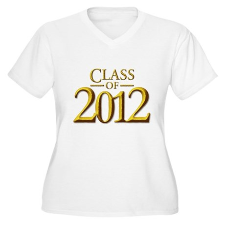 Class of 12 Fantasy Women's Plus Size V-Neck T-Shi