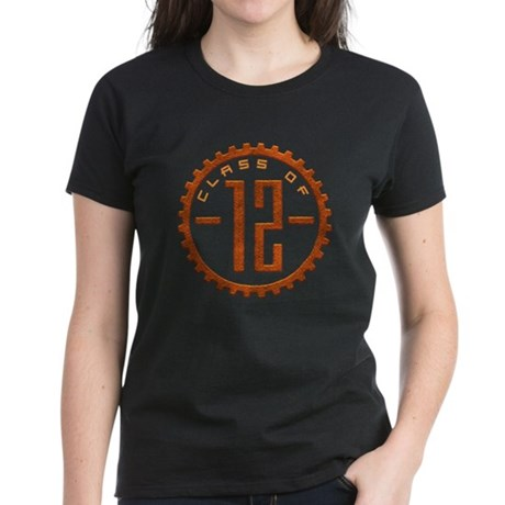 Class of 12 Gear Women's Dark T-Shirt