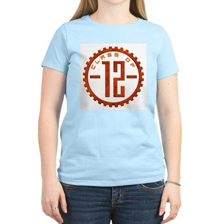 Class of 12 Gear Women's Light T-Shirt