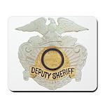Deputy Sheriff Mousepad
