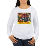 Shriner Women's Long Sleeve T-Shirt