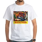 Shriner White T-Shirt