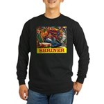 Shriner Long Sleeve Dark T-Shirt