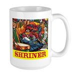 Shriner Large Mug