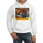 Shriner Hooded Sweatshirt