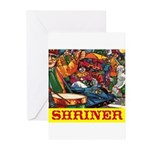 Shriner Greeting Cards (Pk of 20)