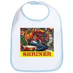 Shriner Bib