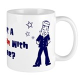 How About a little Seaman? Small Mug