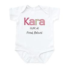 Kara Onesie